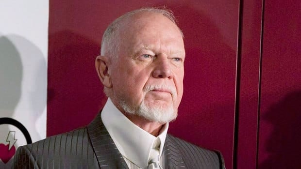 "Hockey Night in Canada personality Don Cherry says ""you would not want your daughter or sister"" in professional sports dressing room. ""Guys are going to act like jerks in front of women [reporters]."""