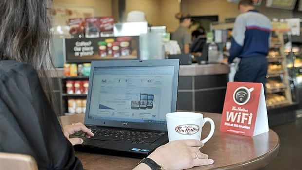 Tim Hortons has begun rolling out high-speed Wi-Fi and expects more than 90 per cent of its restaurants in Canada will have wireless access by September.
