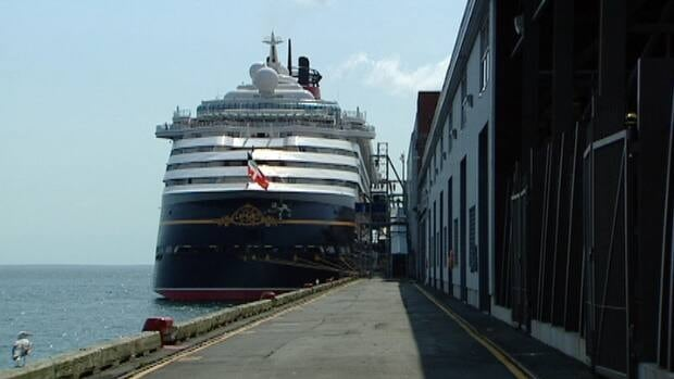 More than 100 cruise ships are scheduled to come into Halifax this fall.