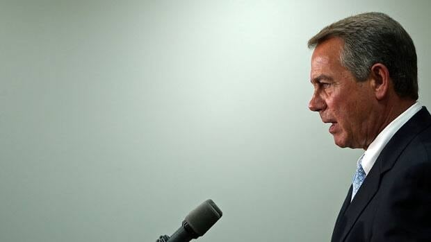 U.S. House majority speaker John Boehner has said that Republicans are willing to endorse higher tax revenues.