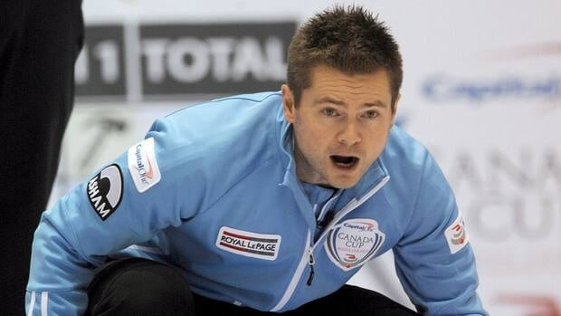 Defending champion Mike McEwen of Winnipeg defeated Toronto's Mark Kean 6-3.