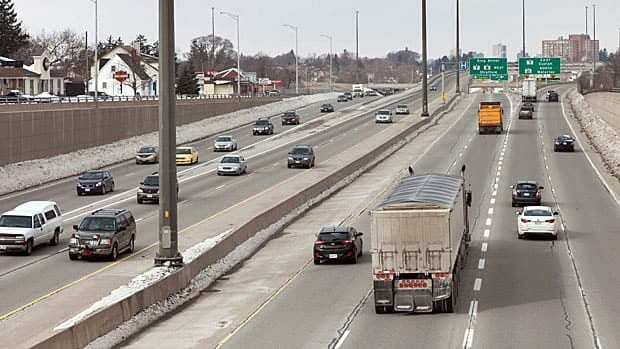 A University of Waterloo professor says road tolls would be the best way to pay for a backlog of badly-needed upgrades and repairs to Ontario roads and bridges after Premier Kathleen Wynne suggested new tolls or taxes could be introduced.