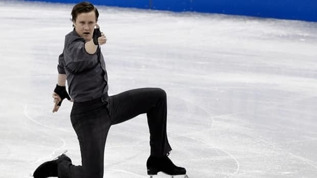 Jeremy Abbott competes in the men's short program at the U.S. figure skating championships in Omaha, Neb. on Friday.