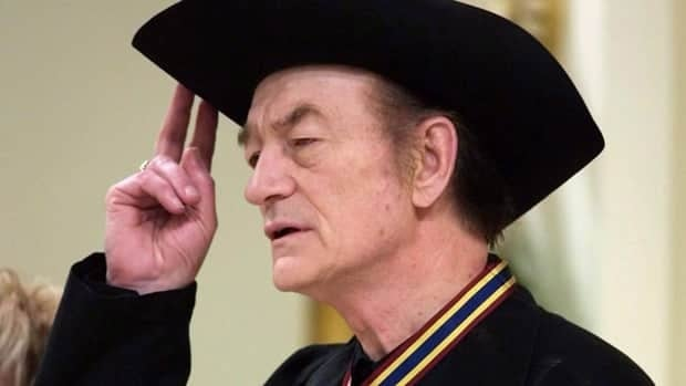 Canadian country-folk legend Stompin' Tom Connors, known for his toe-tapping musical spirit and fierce patriotism, died Wednesday at 77.