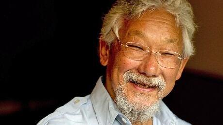 David Suzuki's world view profoundly influenced by Haida ties