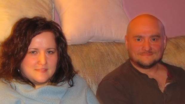 Tiffany and Jeff Stubbings say dealing with their brother Darryl's suicide has been complicated by TBaytel's demand for a $400 service cancellation fee.