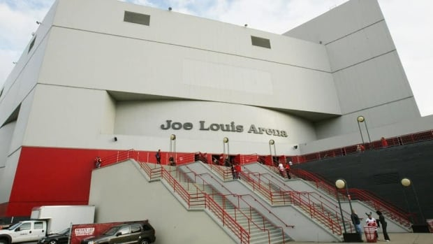 The Detroit Red Wings have won four Stanley Cups since moving into the Joe Louis Arena during the 1979-80 season.