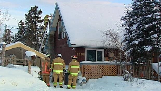 The Yukon fire marshal says the chimney was falling apart and parts of the furnace had not been properly installed in the rented home of Brad and Valerie Rusk, their two children and friend Donald McNamee.