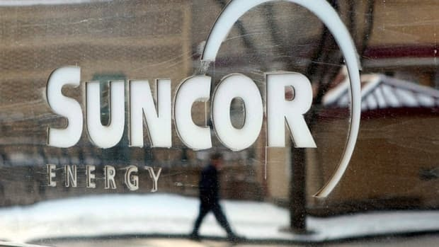 Officials are not sure how much wastewater was released in the leak from an outfall pond at a Suncor oilsands plant.