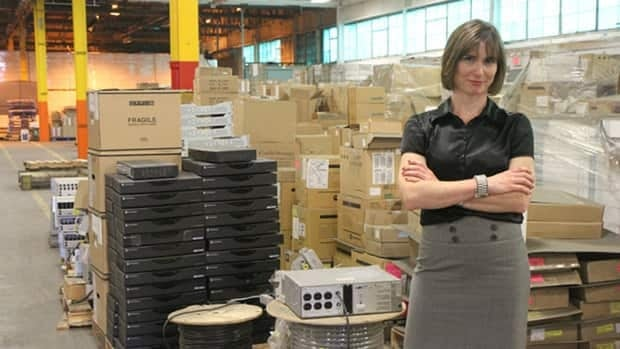 REfficient CEO Stephanie McLarty will celebrate her company's third anniversary this year.