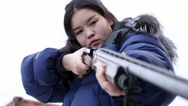 Throat Song stars Ippiksaut Friesen as a young Inuk who works with the victims of crimes and is caught in an abusive relationship herself.