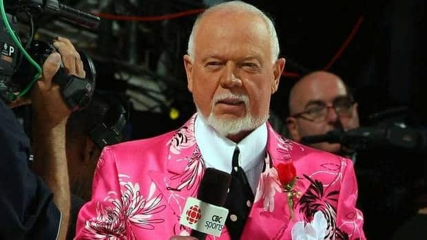Coach's Corner commentator Don Cherry has never been shy when it comes to voicing his opinion.