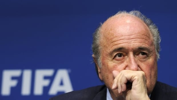 FIFA president Sepp Blatter has reason to be concerned with chronic match-fixing in soccer.