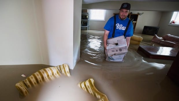 Flooded basements and other water damage are becoming major issues for insurance companies in the wake of this summer's extreme weather in Alberta and Toronto.