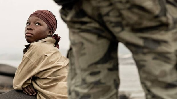 Rachel Mwanza plays the young child soldier in Rebelle or War Witch, which will be Canada's entry for a foreign-language film Oscar.
