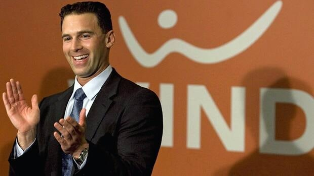 Wind founder and CEO Anthony Lacavera is shown in 2009.