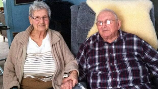 Mary and Stan Nowak want to stay in their Onaping Falls home as long as possible, as they feel more comfortable there.