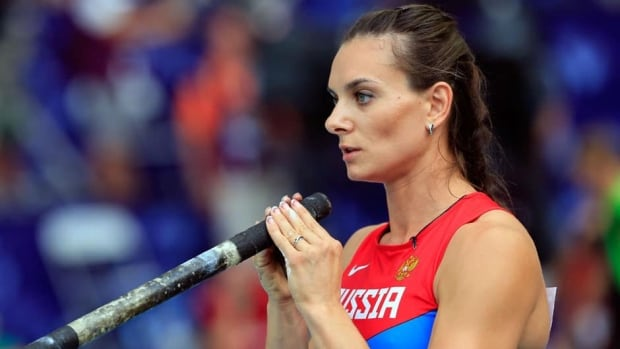 Yelena Isinbayeva is the 'mayor' of one of two Olympic villages for February's Winter Games in Sochi, an honorary but symbolic and visible role.