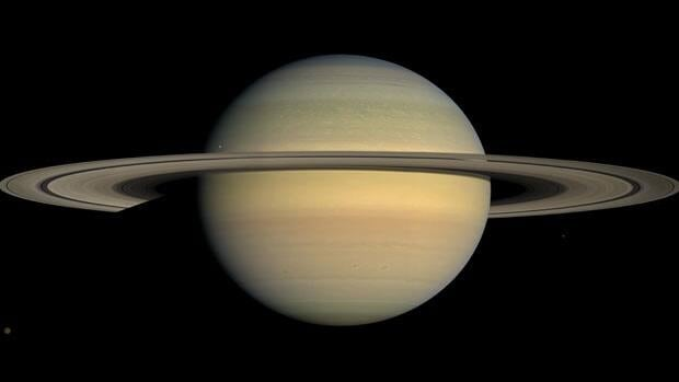 NASA's Cassini spacecraft has snapped more than 210,000 images of Saturn since entering orbit in 2004.