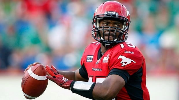 Kevin Glenn will take the reigns at quarterback once again for the Calgary Stampeders when his team faces the BC Lions in the Western final on Sunday.