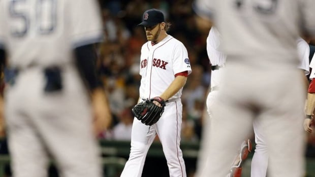 Boston Red Sox pitcher Ryan Dempster was suspended and fined by Major League Baseball for throwing at Yankees third baseman Alex Rodriguez on Sunday night.