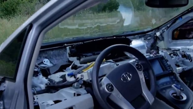 In one case, a pair of hackers got a federal grant and spent nine months figuring out how to crack the various computer systems on a Toyota Prius. In a YouTube video, they showed they could control the steering, braking, seatbelts, lights, horn, speedometer and gas gauge.