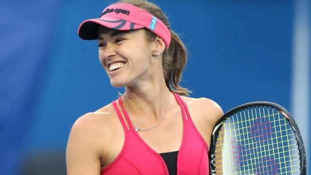 Martina Hingis has won 43 titles in singles and 37 in doubles