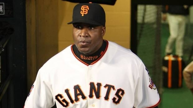 Seven-time MVP award winner Barry Bonds received just 36.2 per cent of the vote.