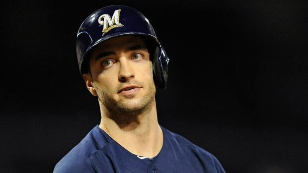 """Ryan Braun wore Nike gear and the company sold T-shirts with slogans including """"Braun owns Milwaukee"""" on them."""