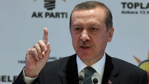 The comments suggest that Prime Minister Recep Tayyip Erdogan is determined to end two weeks of widespread protests that have trained an unflattering spotlight on his Islamic-rooted government and have morphed into the biggest street unrest of his 10-year tenure.