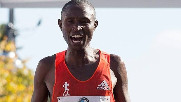 Geoffrey Mutai will look for another major win after crossing first in Berlin in September.