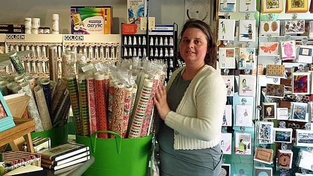 Shannon Fraser of Urchin Art Supply in St. John's paid $300 to Windowfarms but says she has yet to receive anything for her money.
