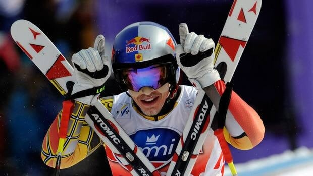 Skier Erik Guay is the most decorated Canadian men skier since Crazy Canuck legend Steve Podborski.