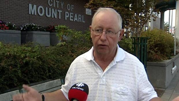 Mount Pearl Mayor Randy Simms won't have to worry about losing the Sept. 24 municipal election; he has been acclaimed.