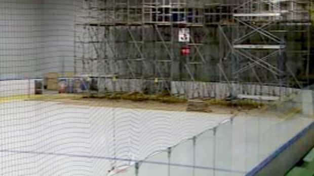 Calgary's Stu Peppard arena is set to reopen Monday after a January roof collapse forced it to close.