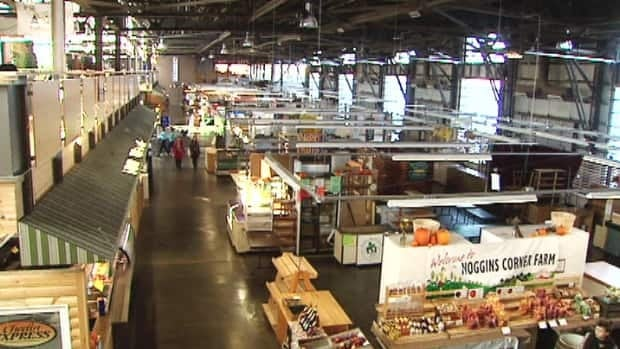 The Halifax Port Authority owns the building that houses the Seaport Farmers' Market and is now poised to take it over.