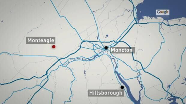 A 30-year-old New Brunswick woman has been charged in connection with the discovery of the body of a newborn boy found on Taylor Road near Monteagle, N.B. in 2009.