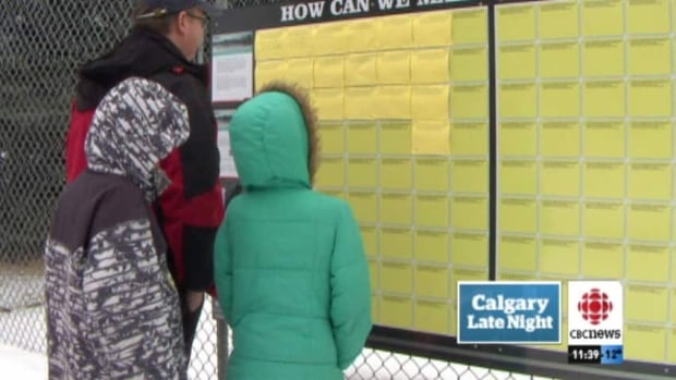 The city is asking Stanley Park users what they want to see in the popular park.