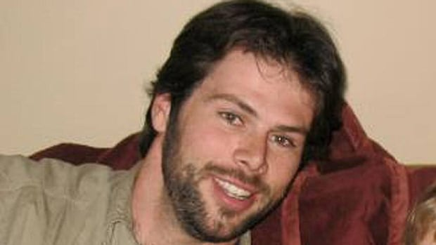 Sawyer Robison was ordered to stand trial in the shooting of two RCMP officers near Killam, Alta., in February 2012.