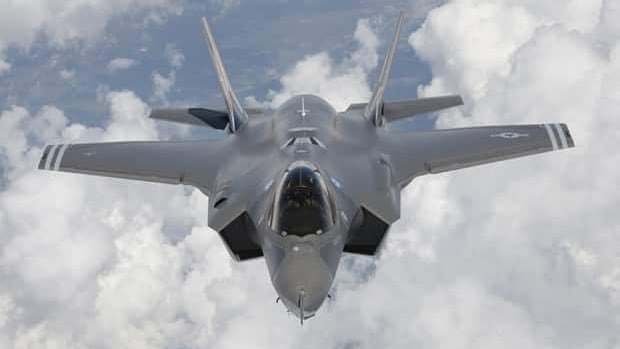 Canada's F-35 fighter jet program has a cost overrun of $10 billion.