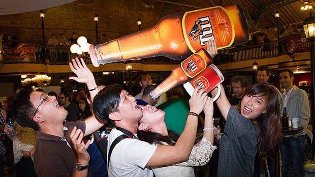 About 1,700 beer lovers attended last year's inaugural Beertopia beer festival in Hong Kong and Jonathan So, its Canadian founder, is hoping for more than 6,000 at this year's event on Saturday.