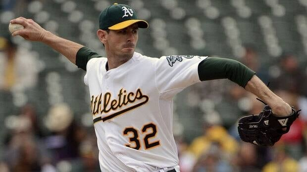 Renowned concussion expert, Dr. Michael Collins, has cleared Athletics pitcher Brandon McCarthy to begin working out, less than three months after being struck in the head by a line drive.