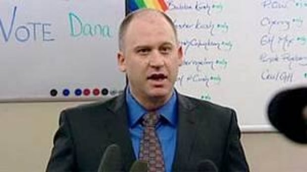 Pot activist Dana Larsen is hopeful the Washington state vote to legalize marijuana will help his efforts for a similar referendum in B.C.