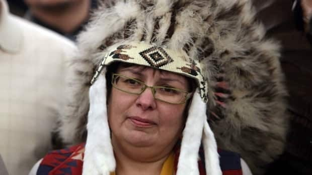 Matthew Coon Come, Grand Chief of the Grand Council of the Crees, said Attawapiskat Chief Theresa Spence has been successful and should stop her hunger strike.
