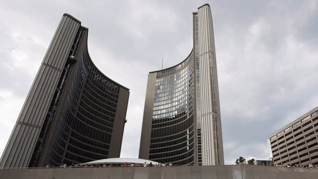 Toronto City Hall has become a media circus since allegations surfaced that Rob Ford was secretly videotaped smoking crack cocaine. The allegations have raised questions about whether Ford could be ousted from office, and what would happen in the aftermath.