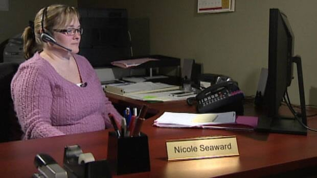 Nicole Seaward is one of 16 staffers at the Celtic Business Development Corporation who will be laid off.