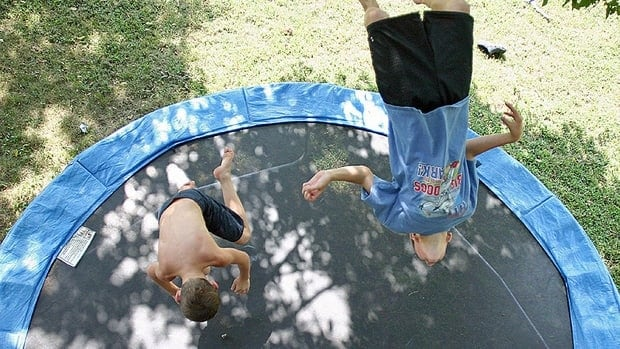 Doctors warn that backyard and other recreational trampolines pose a significant risk of injury, especially to younger children.