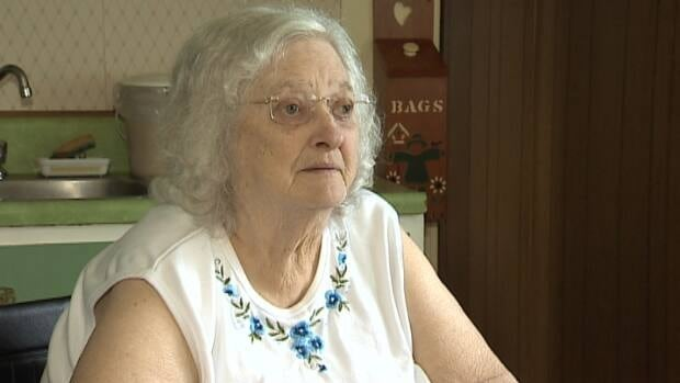 Elsie, 82, says a salesman came to her door and said her neighbours had recommended she buy a medical alert system.