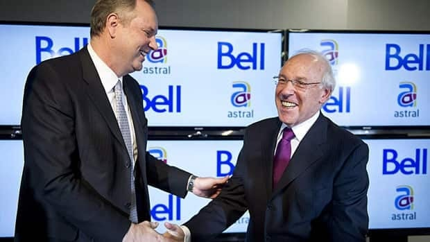 After their merger was denied last month, BCE and Astral are reportedly close to trying again.