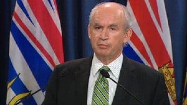 There is no new money for munipalities, B.C.'s new Minister of Community, Sport and Cultural Development Bill Bennett.